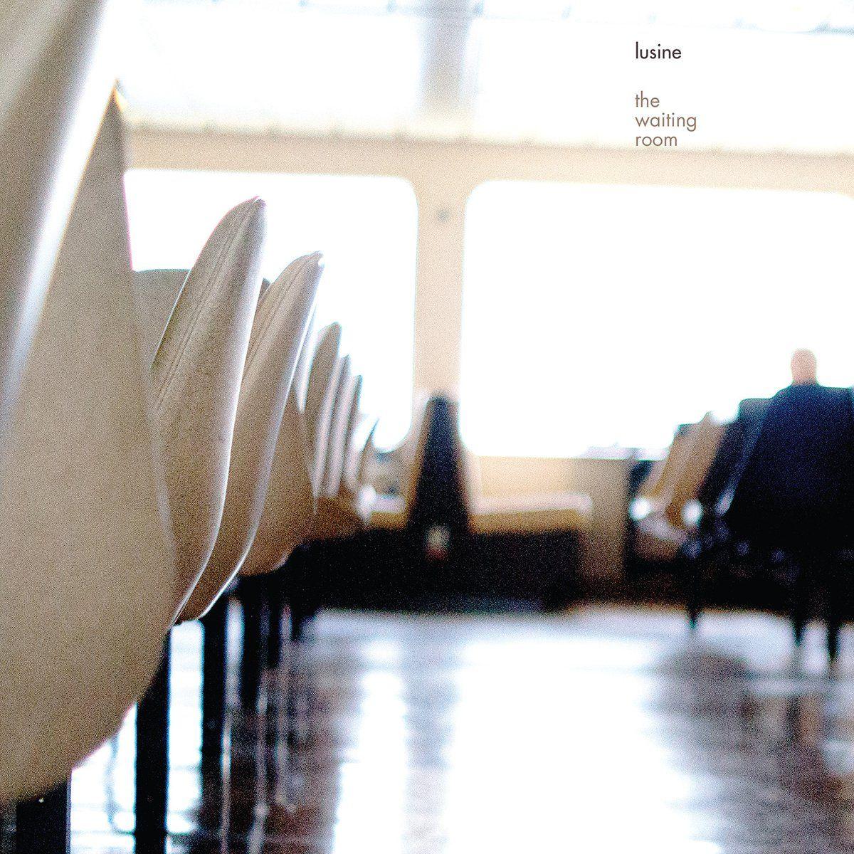 Lusine - The Waiting Room Ghostly International :: GI-172