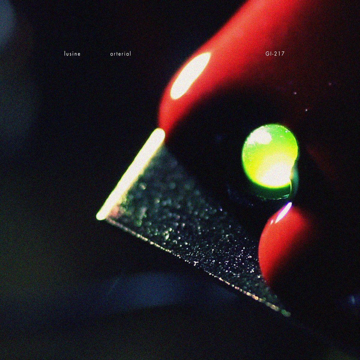 Lusine - Arterial EP Ghostly International :: GI-217