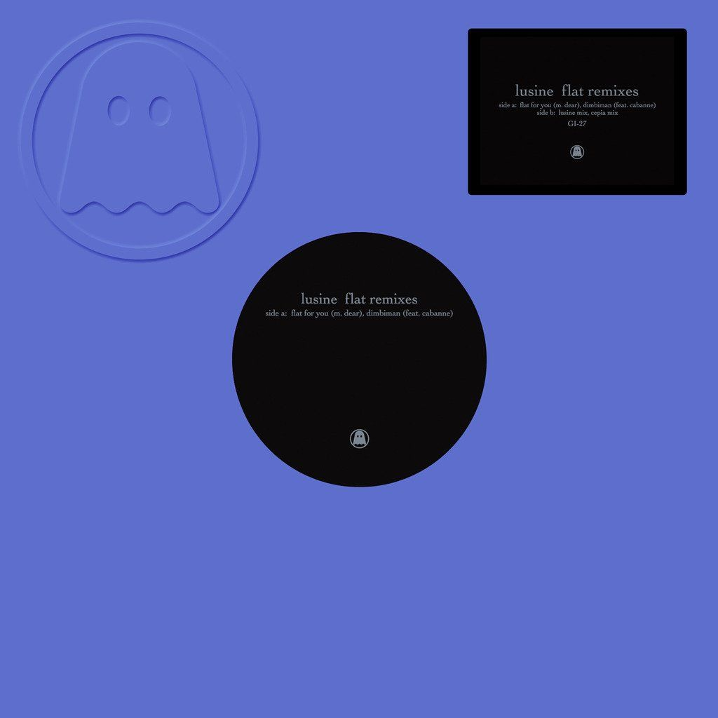 Lusine - Flat Remixes 12