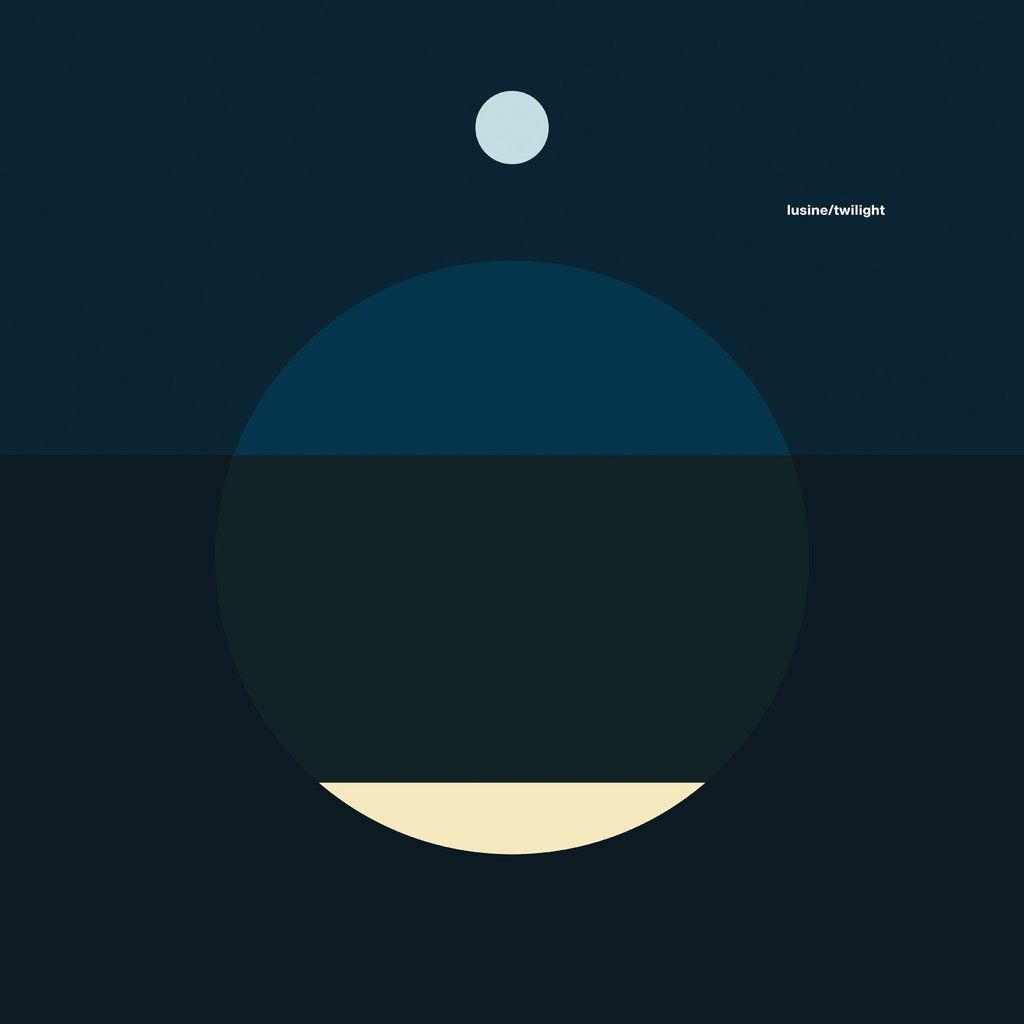 Lusine - Twilight Single Ghostly International :: GI-97