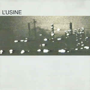 L'usine - L'usine (CD) Isophlux :: ISO 011CD