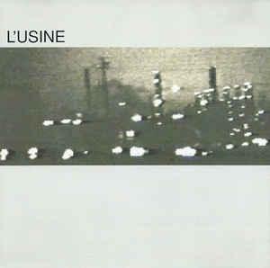 L'usine - L'usine (CD) Isophlux :: ISO 011CD