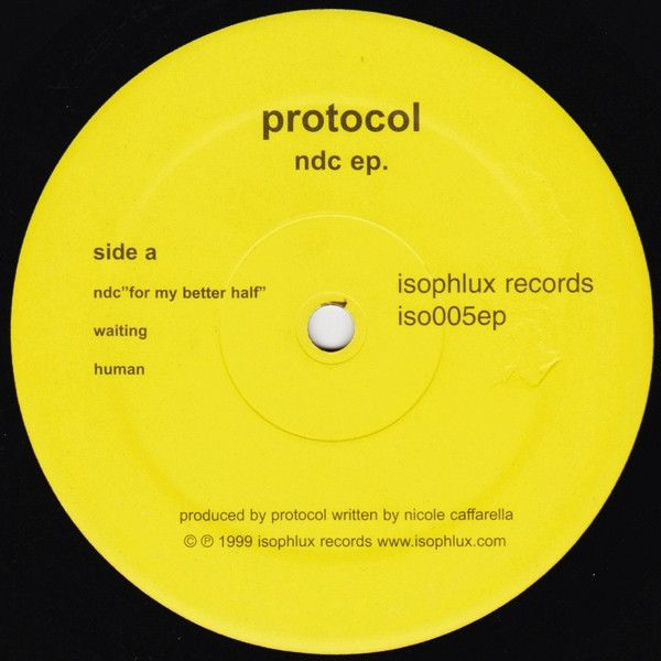 Protocol - NDC EP (12