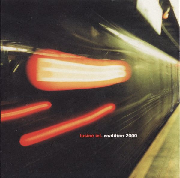 Lusine ICL - Coalition 2000 (CD) U-Cover :: u-cover 006