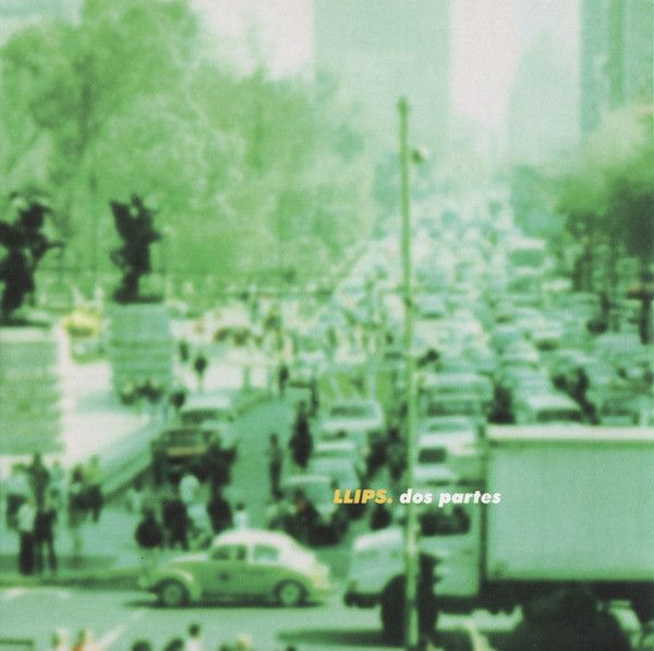 Llips - Dos Partes (CD) remix of