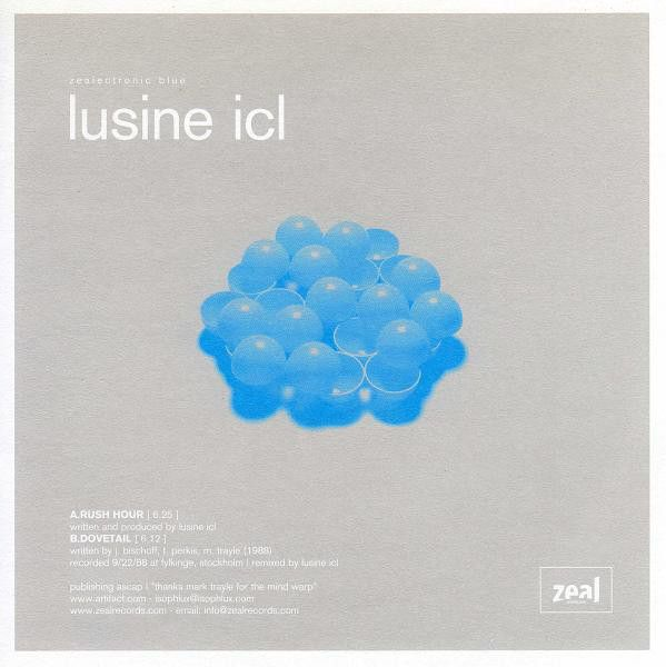 Lusine ICL- Zealectronic Blue (7