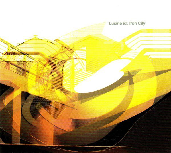 Lusine ICL - Iron City (2xLP, CD) Hymen :: ¥037 / ¥721 Mad Monkey Records :: MMR1203 / MMR08